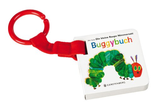 Buggybuch Raupe Nimmersatt