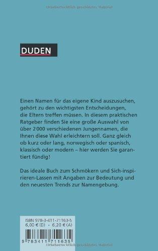 Der-kleine-Vornamenfinder-fr-Jungen-2000-Vornamen-und-ihre-Bedeutung-Duden-Namenbcher-0-0