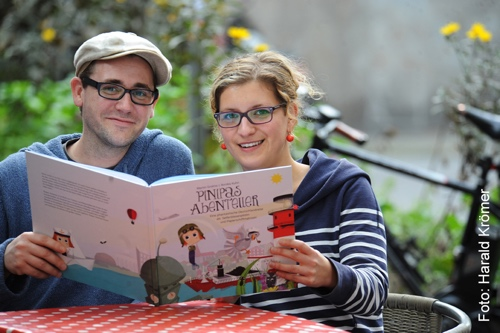 Autoren Pinipas Abenteuer