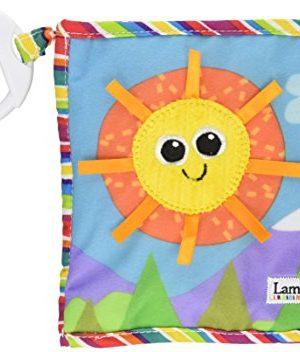 Lamaze-27126-Entdeckungsbuch-In-diesem-weichen-Babybuch-gibt-es-jede-Menge-zu-entdecken-0