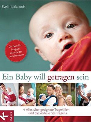 Baby tragen Buch