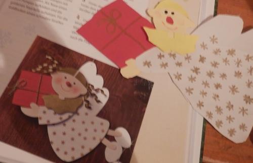 Familien-Bastelbuch Weihnachten