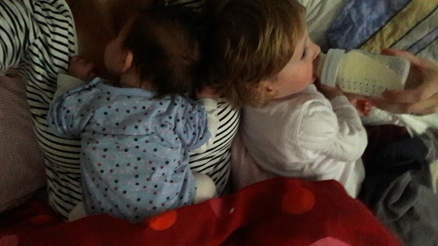 Wochenbett Geschwister