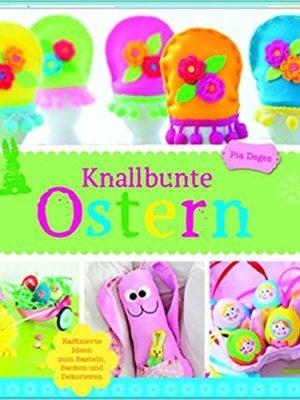 Knallbunte Ostern