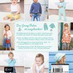 Alles-Jersey-Babys-Kids-Kinderkleidung-nhen-Alle-Modelle-in-Gre-56-98-Mit-3-Schnittmusterbogen-0-0