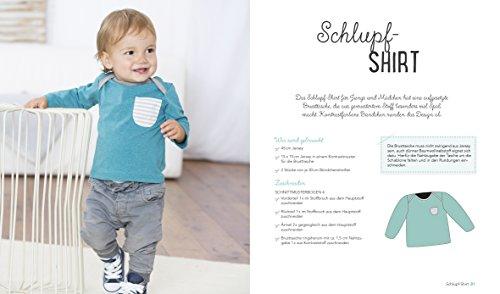 Alles-Jersey-Babys-Kids-Kinderkleidung-nhen-Alle-Modelle-in-Gre-56-98-Mit-3-Schnittmusterbogen-0-2